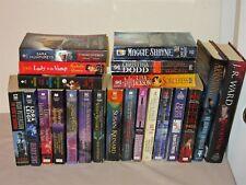 Lot 20 PB 2 HC Paranormal Romance Books Krinard Harris Harrison Handeland Banks