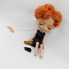"Takara 12"" Neo Blythe Sleeping Eye Nude Doll from Factory TBY76"