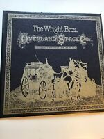 Wright Brothers Overland Freight Company Third Phonograph Album 1976 Vinyl LP