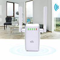 Wireless Router 300Mbps Mini Intelligent Wifi Range Extender Booster AP Repeter