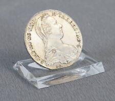 Maria Theresia Münze Taler 1780 S.F. 833er Silber Erzherzogin von Österreich RAR