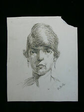 Penelope Mary Goodman 1867-1948 - Group of 12 Drawings - Trained at the Slade
