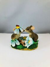 Charming Tails Our Love Has Blossomed 84/103 Figurine