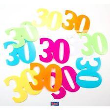 Tischkonfetti XL - Zahl 30