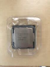 Intel Pentium G4560 Dual Core Hyperthreading 3.5 GHz Processor ONLY