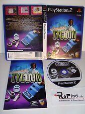 CHEMIST TYCOON USATO GARANTITO SONY PLAYSTATION 2 PS2