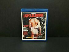 I Spit On Your Grave 1978 Blu-ray. OOP & Rare. Day Of The Woman. Director's Cut