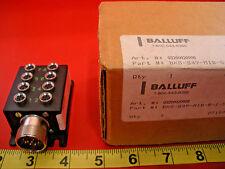 Balluff BKS-S49-MIB-8-1-SP01 Sensor Plug 03200020908 12-Pin BKSS49MIB81SP01 Nnb