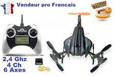 RC DRONE 4Ch 2,4Ghz Radiocommandé SCORPION S-MAX Quadrocoptère Ecran LCD 6 AXIS