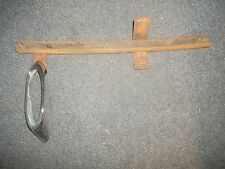 1960 Plymouth Suburban Bumper Goes On Tail Gate Down Position 1877930, Rail