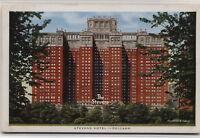 The Stevens Hotel Chicago,Illinois