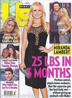 Us Magazine Miranda Lambert Denise Richardson Tom Cruise Kourtney Kardashian   .