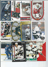 Robert Lang  22-Lot  w/ RC's & Showcase Stitches GU Jersey