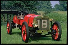 354018 AUSTIN 100 HP GRAND PRIX AUTO 1908 A4 FOTO STAMPA