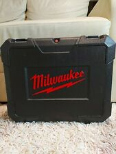MILWAUKEE M18 BPD + 4.0AH BATTERY, Charger and case
