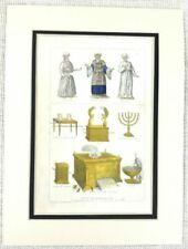 Antique (Pre - 1900) Multi-Colour Religious Art Prints