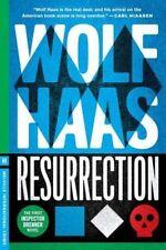 Resurrection (Melville International Crime), Annie Janusch, Wolf Haas, Very Good