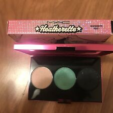 BNWOB, MAC  Eyeshadow Trio 1, HEATHERETTE COLLECTION, Discontinued, RARE