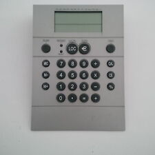 EFX  TRENDY METAL EURO CALCULATOR -WRITING INSTURMENT