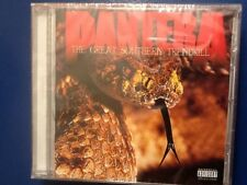 PANTERA.  .     THE    GREAT. SOUTHERN. TRENDKILL.    COMPACT DISC