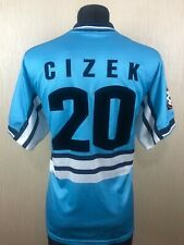 TSV 1860 MUNICH 1997/1998 CIZEK HOME MATCH ISSUE Fußball SOCCER JERSEY TRIKOT