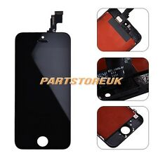 Black LCD Display + Touch Screen Digitizer Frame Assembly For Apple iPhone 5C