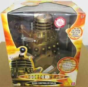Character Options Ltd - 01629 - Doctor Who - Radio Controlled Dalek         Used