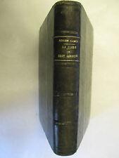"""Adrien Cance """"Le Code de Droit Canonique"""" T 1 /Librairie Lecoffre 1938"""