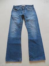 Levi's® 512 Bootcut Jeans Hose, W 33/L 32, True Used ! Faded wash, Biker Denim !