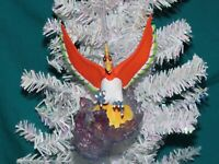 LQQK Sleeper Pokemon Eevee Christmas Ornament Figure