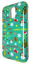 RadioShack Snap-On Case for Galaxy S5 - Holiday Green (IL/PL1-2747-1710679-NIB)