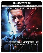 Terminator 2: Judgement Day [4K Ultra Hd + Blu-ray + Digital Hd]
