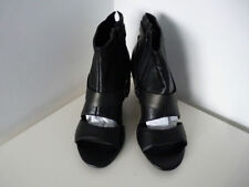 NEXT Patternless 100% Leather Slim Heels for Women