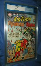 BRAVE & THE BOLD #54 CGC 9.4 1st Appearance of Teen Titans (9.6 Candidate!) 1964