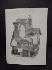 Department 56 Lighted Building ~ North Pole ~ Santa'S Bell Repair ~ 56389