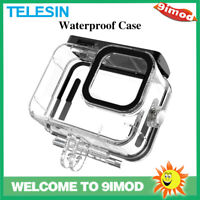 TELESIN Dive Water Case for GoPro Hero 9 Action Camera Protective Cover