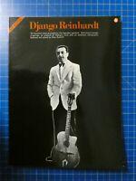 Django Reinhardt Amsco Music 1978 H14199