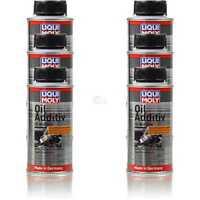6x125 ml Original Liqui Moly Oil Additiv Verschleißschutz Dose Blech Dose 1011