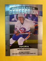 2018-19 Upper Deck Synergy Post Season Perfection Veteran #PS-8 Mike Bossy NYI