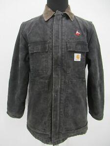 M2387 VTG Carhartt Men's Blanket Line Work Coat Jacket