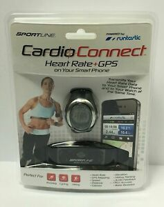 SPORTLINE CARDIO CONNECT HEART RATE + GPS, FREE SHIPPING