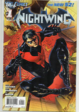 NIGHTWING #1 New 52 1st Print 2011