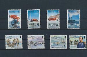 LO15637 British Antarctic Territory polar expedition fine lot MNH