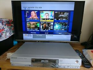 Panasonic DMR-E85H DVD Video Recorder HDD & DVD Dubbing TESTED AND FULLY WORKING