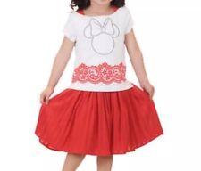 disney minnie dress size 6X