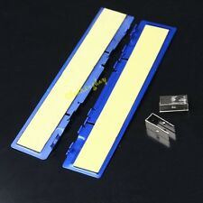Blue DDR2 RAM Memory Cooler Heat Spreader Heatsink