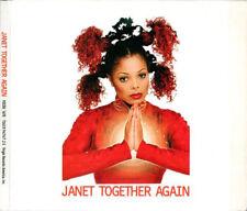 Janet Jackson - Together Again - CD Single Dig