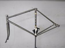 Vintage Trek Frame 54cm 700c Lugged Road Bike Reynolds 531 Steel Suntour Dropout