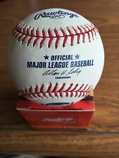 1 Dozen Brand New Collectors Edition Yankee Stadium Official Romlb Baseballs