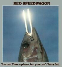 You Can Tune A Piano But You Cant Tuna Fish - Reo Speedwagon (2013, CD NEUF)